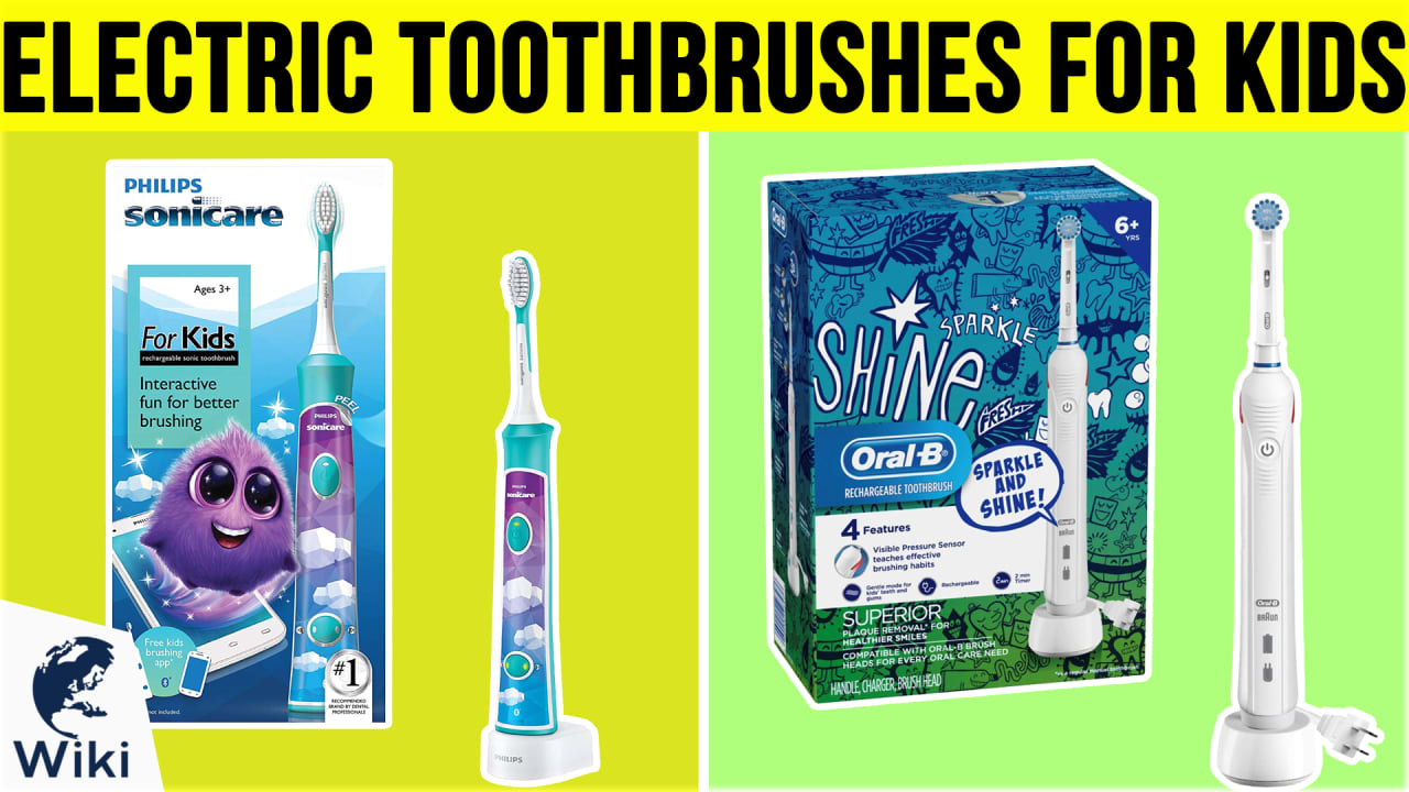 10 Best Electric Toothbrushes For Kids