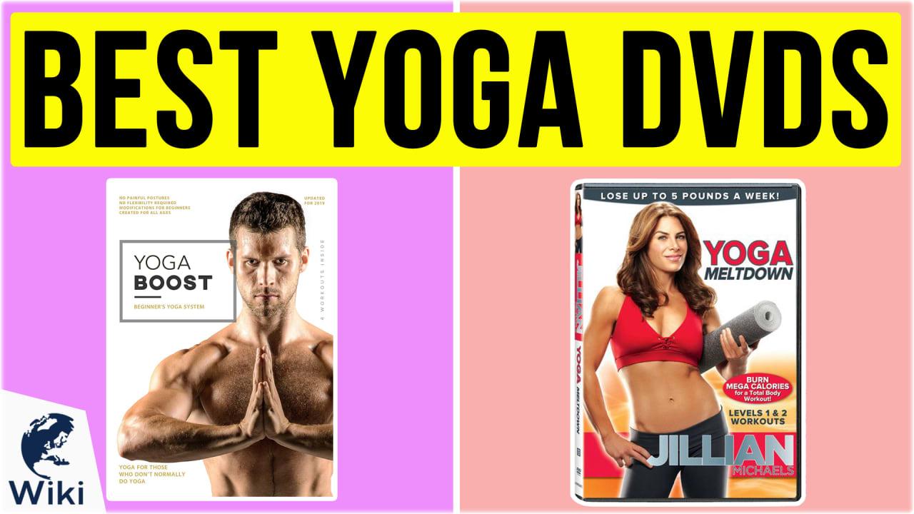 10 Best Yoga DVDs