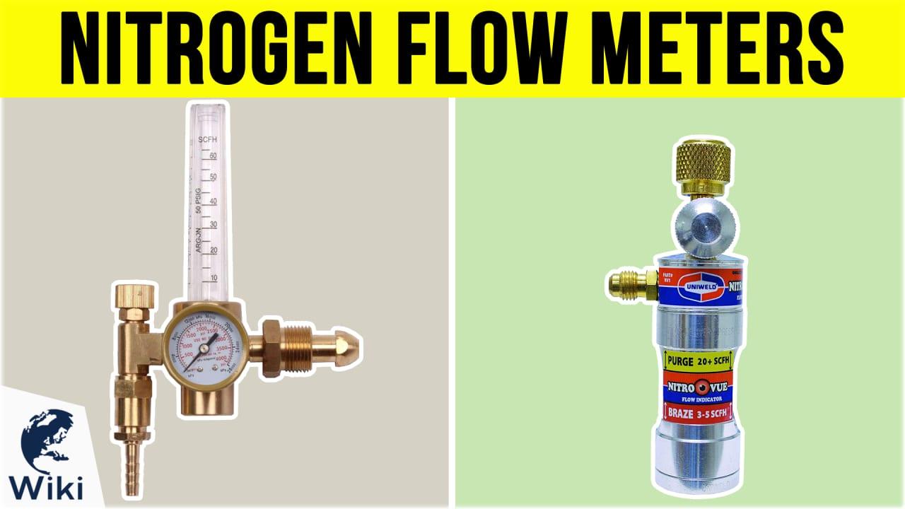 6 Best Nitrogen Flow Meters