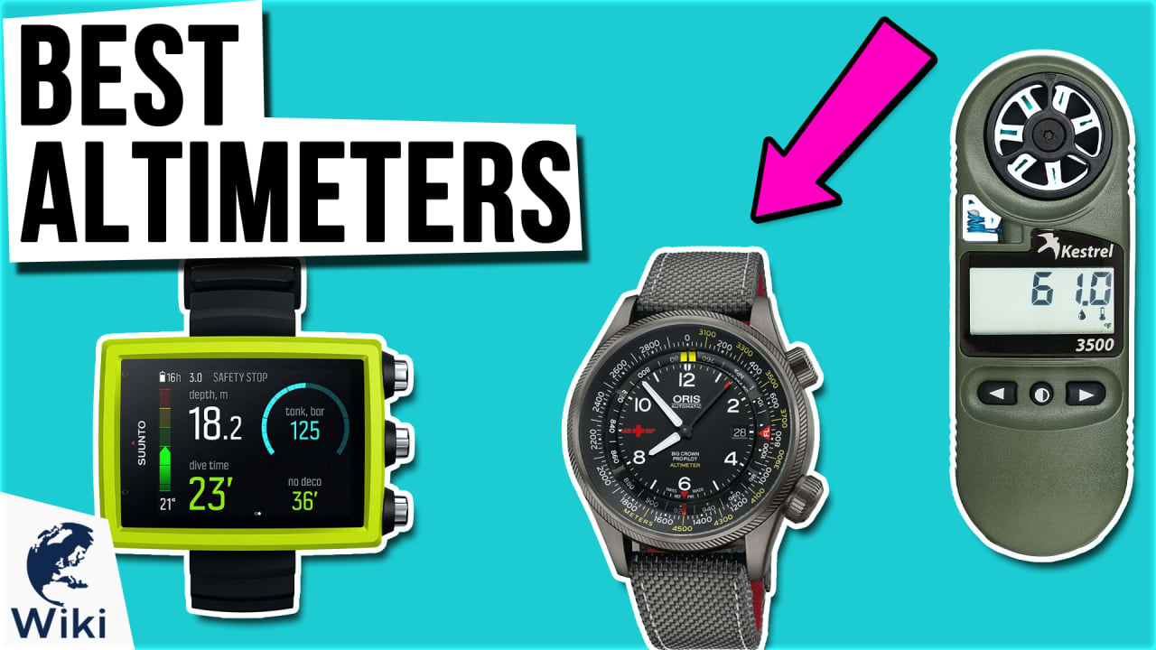10 Best Altimeters