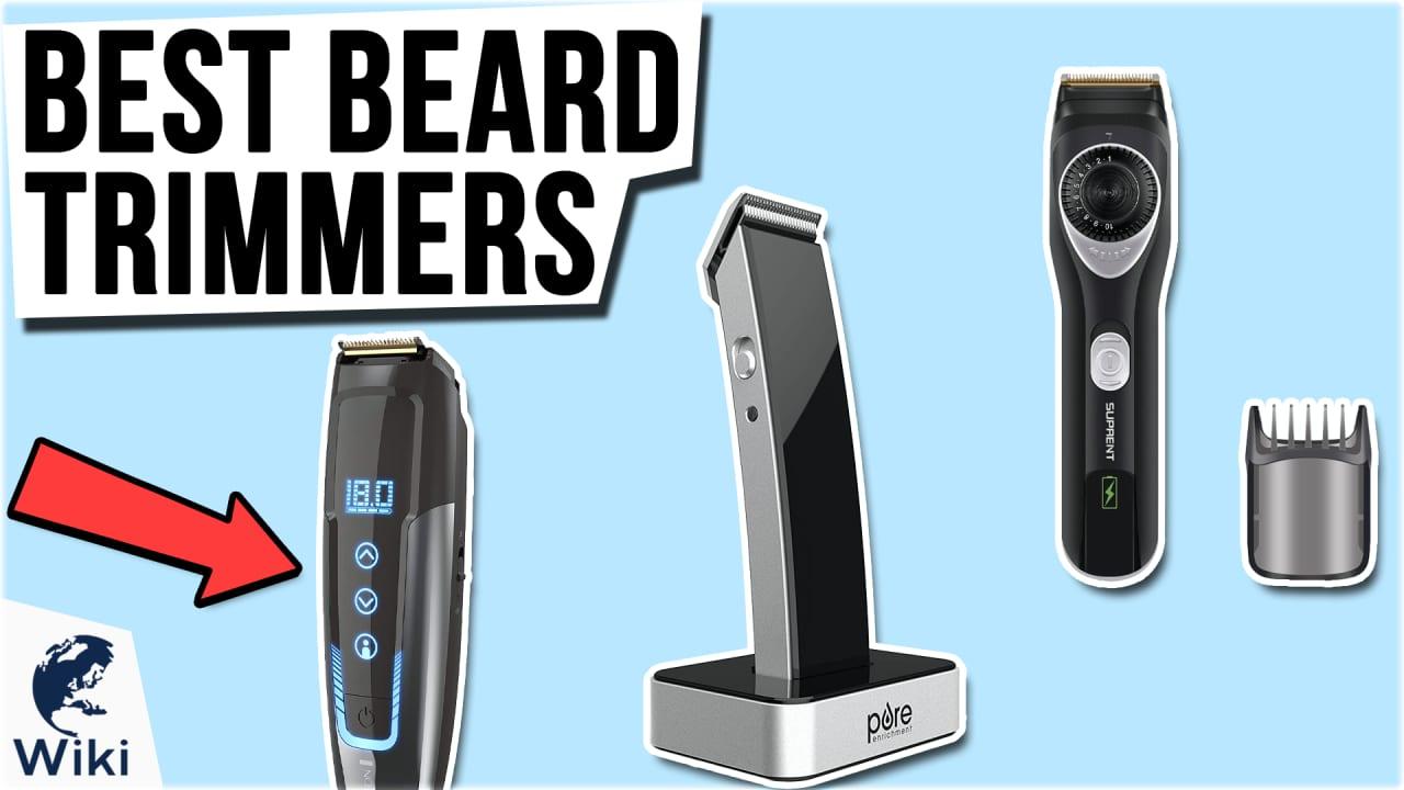 10 Best Beard Trimmers
