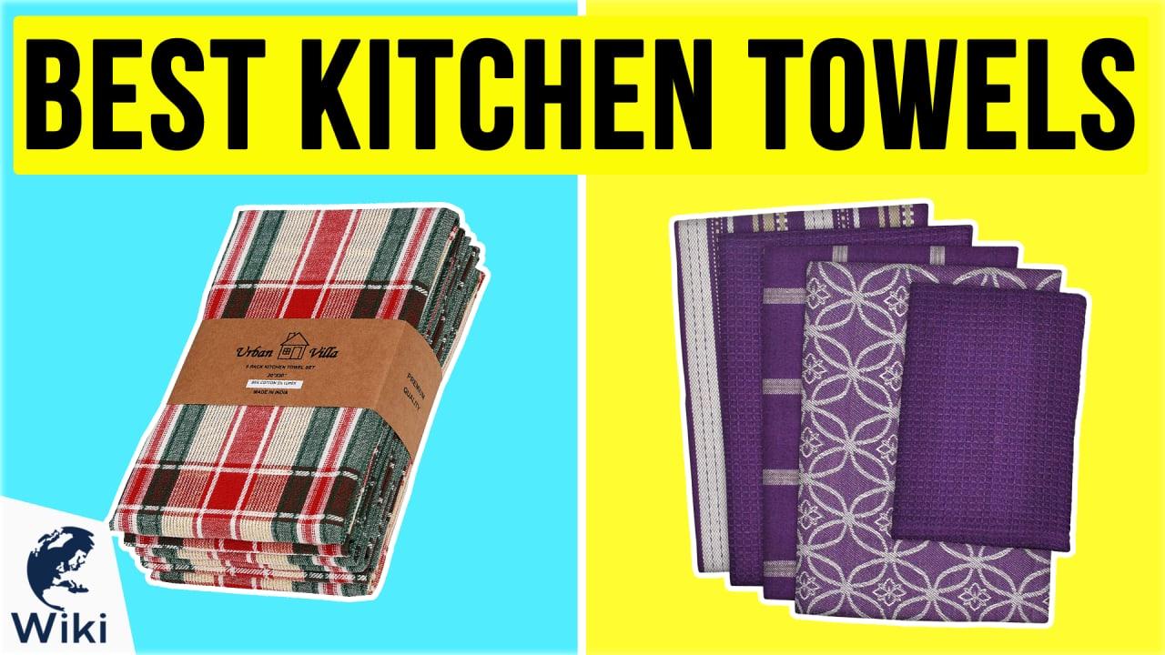 10 Best Kitchen Towels
