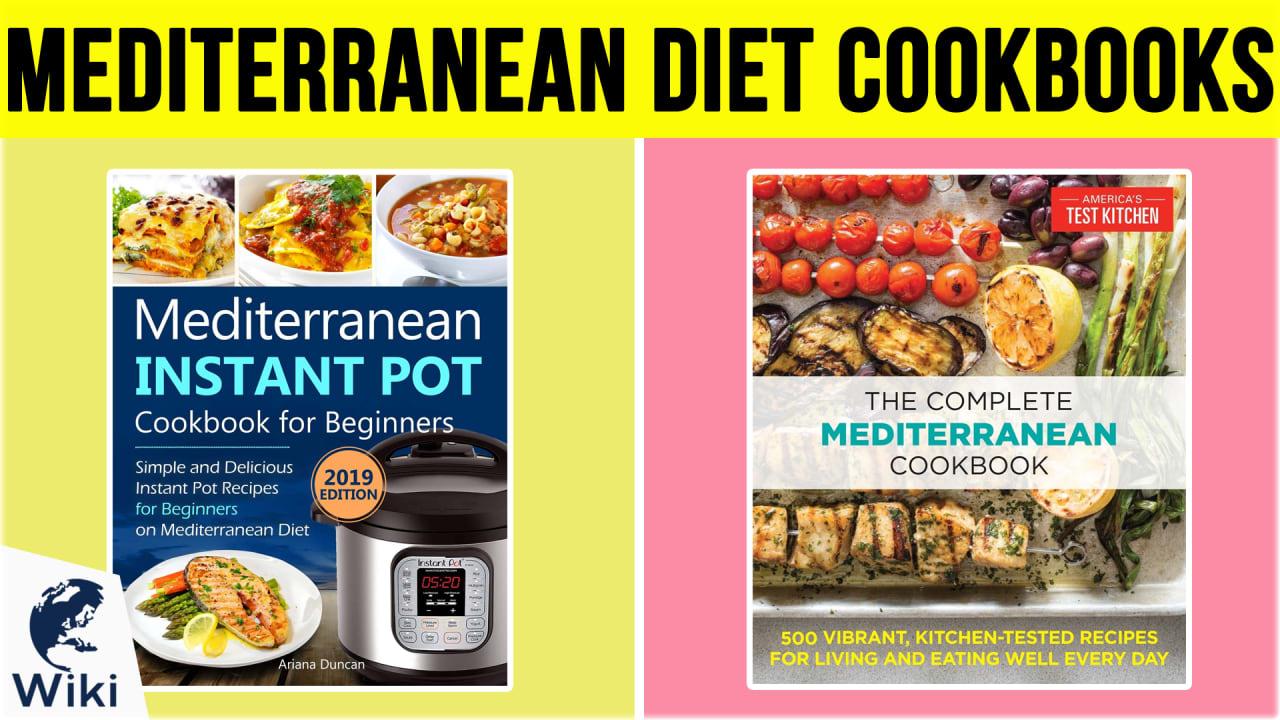 10 Best Mediterranean Diet Cookbooks