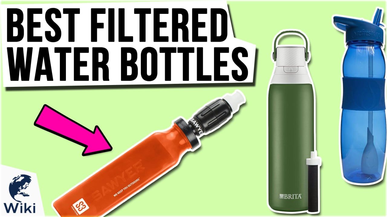 10 Best Filtered Water Bottles