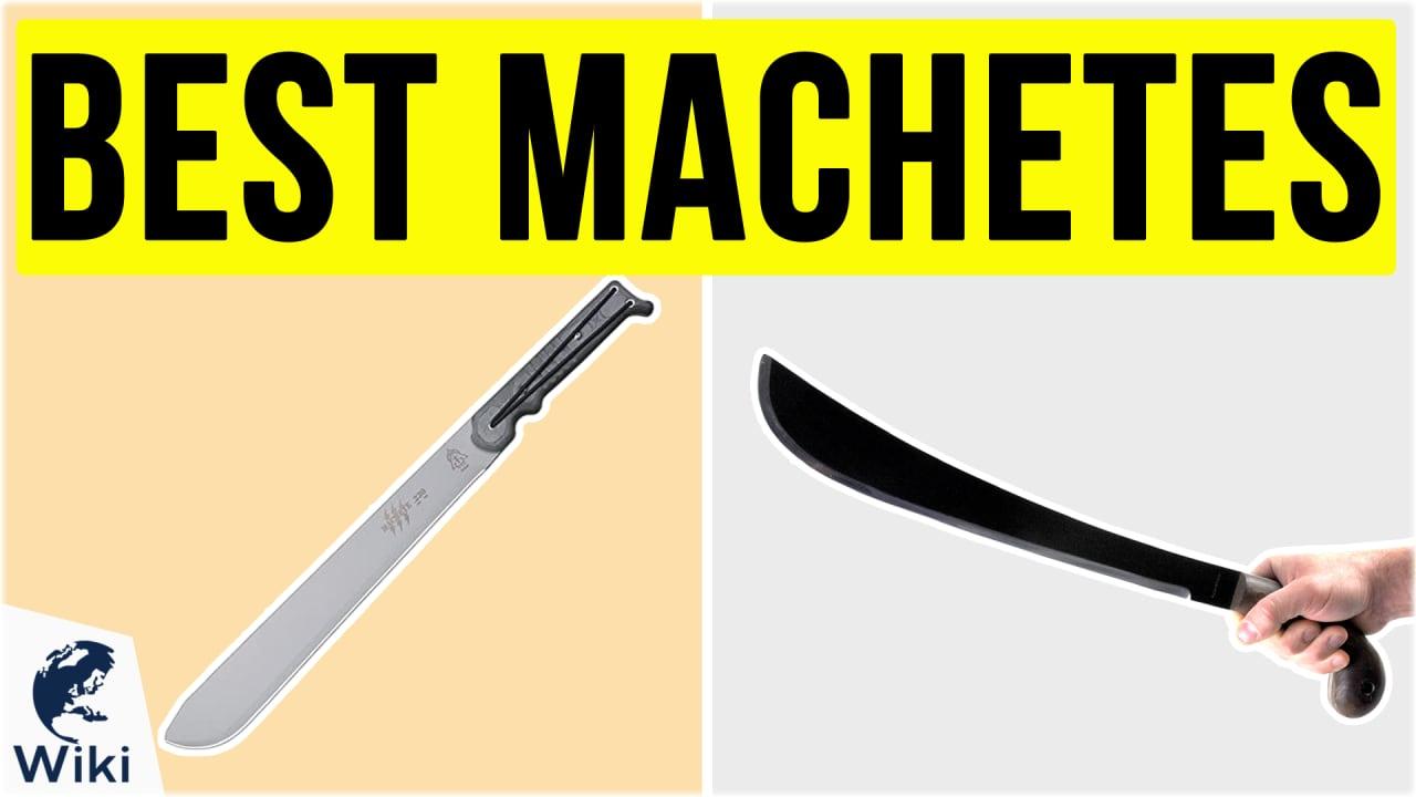 10 Best Machetes