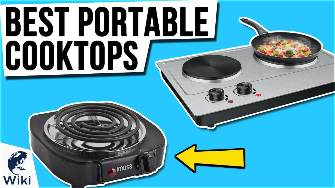 10 Best Portable Cooktops