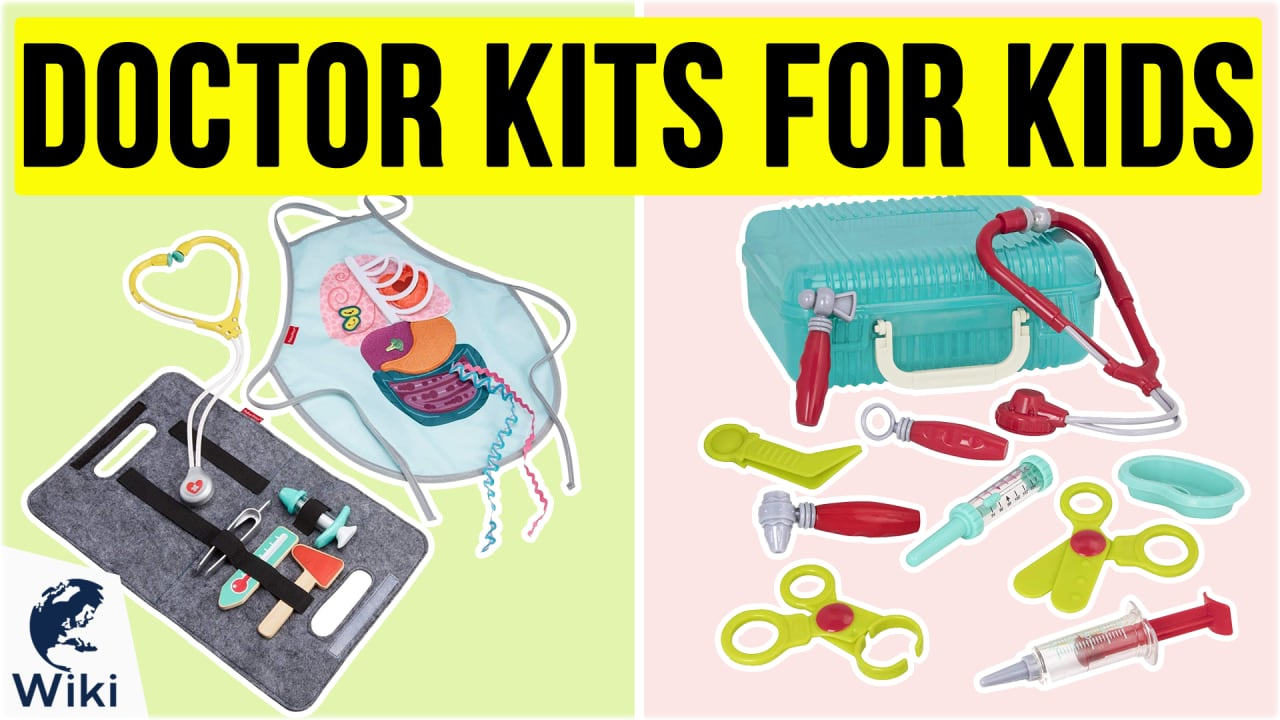 10 Best Doctor Kits For Kids