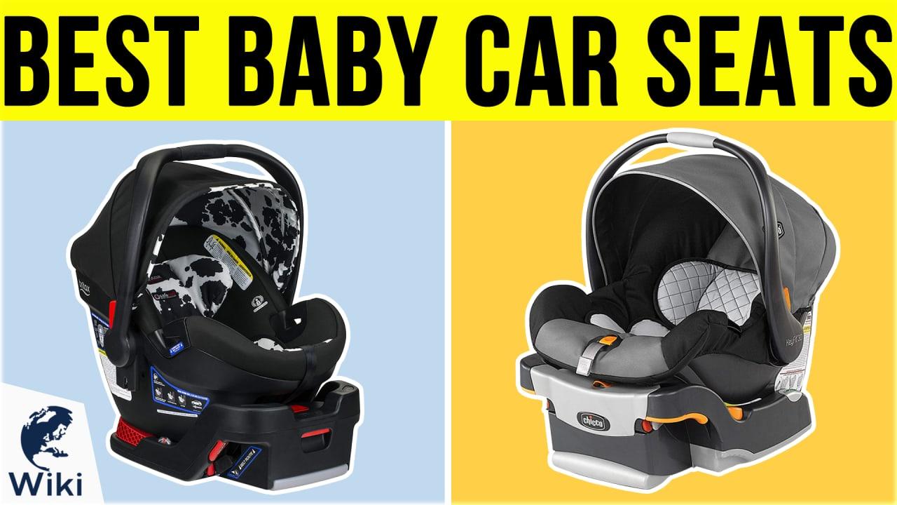 10 Best Baby Car Seats