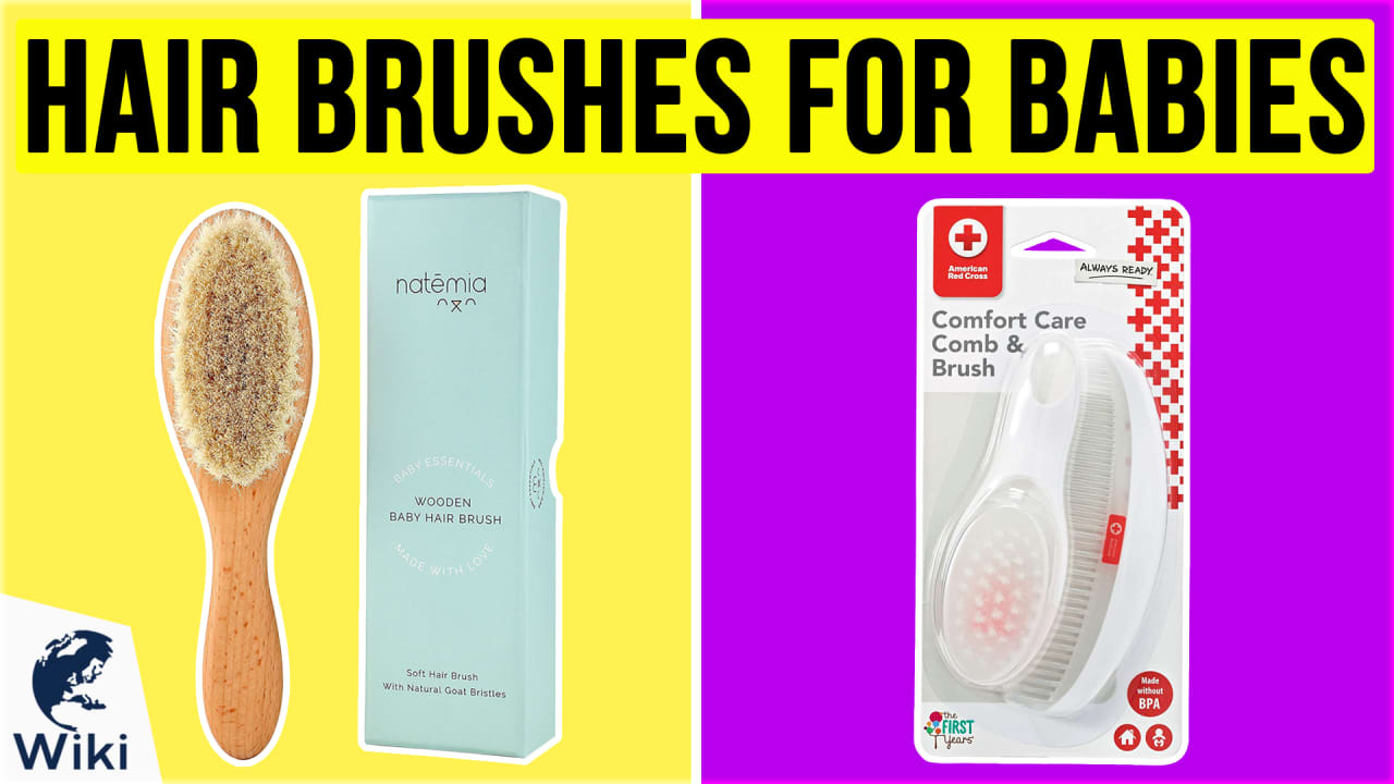 10 Best Hair Brushes for Babies