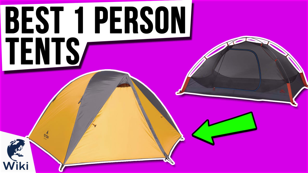 10 Best 1 Person Tents