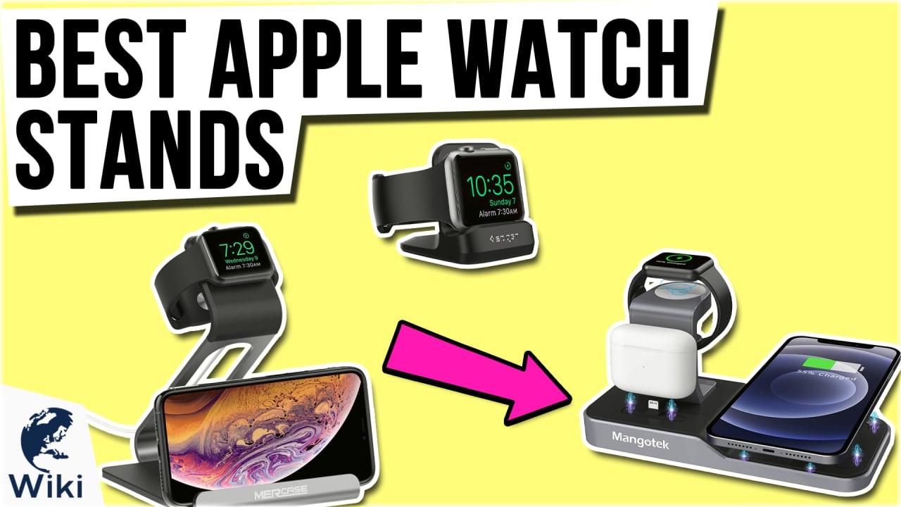 10 Best Apple Watch Stands