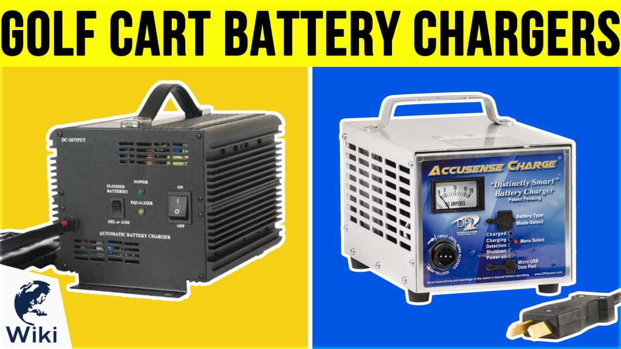 9 Best Golf Cart Battery Chargers