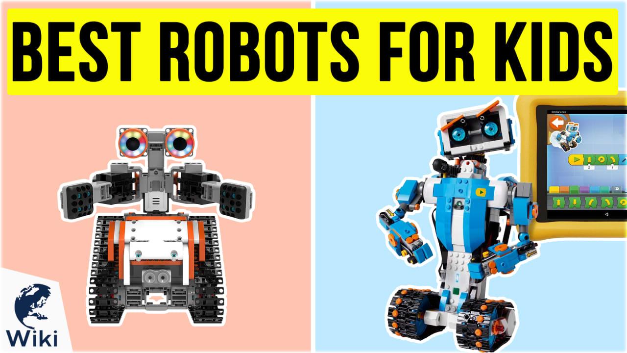 10 Best Robots For Kids