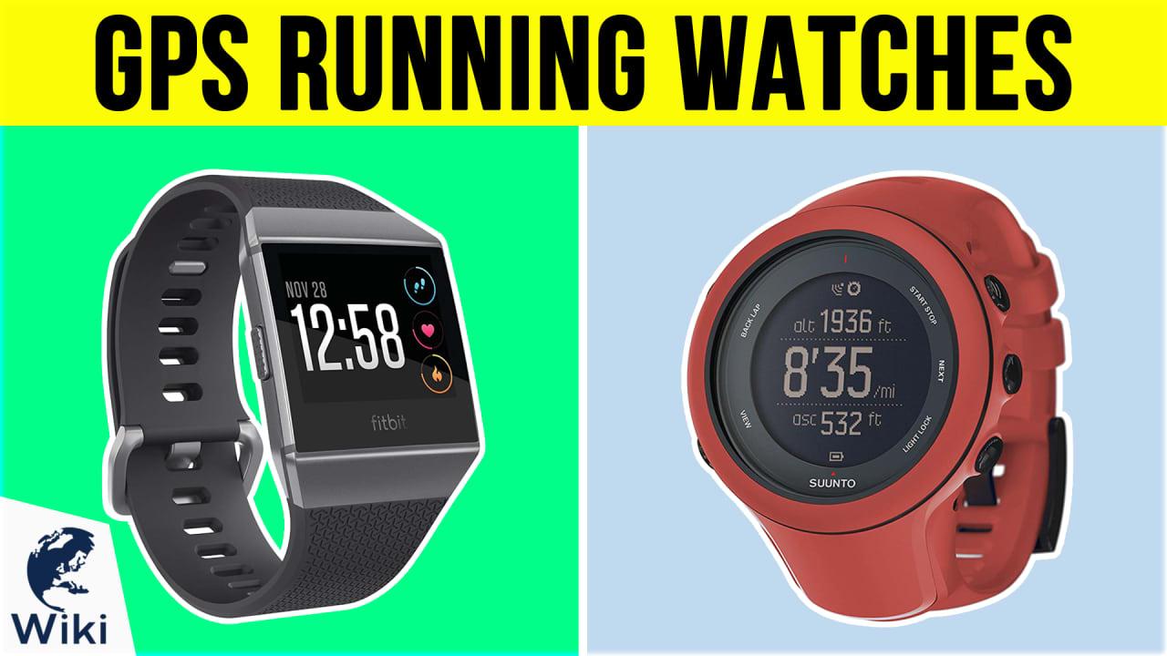 10 Best GPS Running Watches