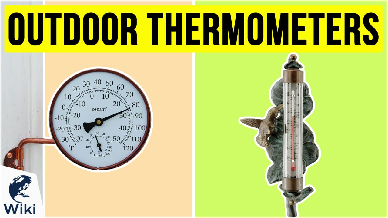 10 Best Outdoor Thermometers