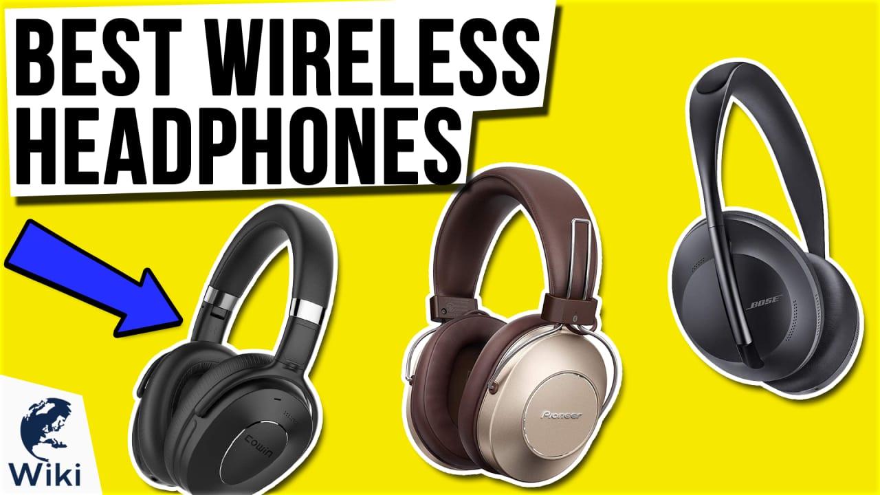 10 Best Wireless Headphones