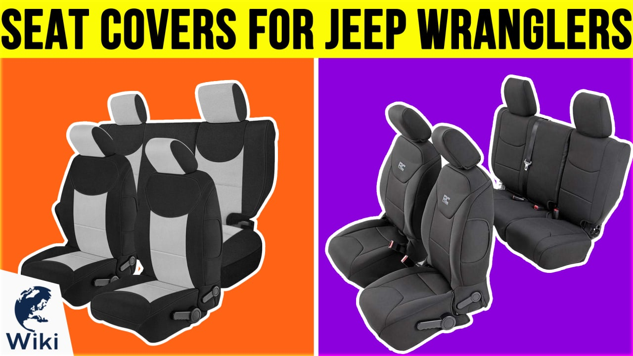 10 Best Seat Covers For Jeep Wranglers