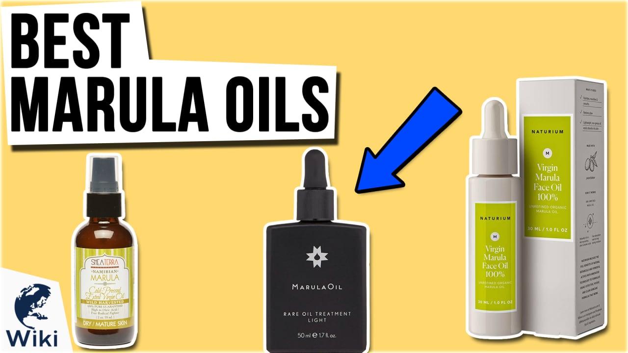 10 Best Marula Oils