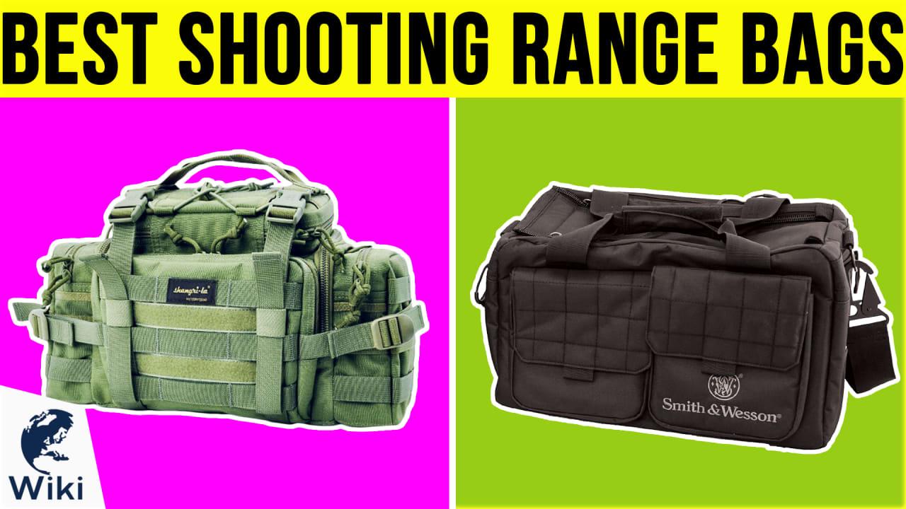 10 Best Shooting Range Bags