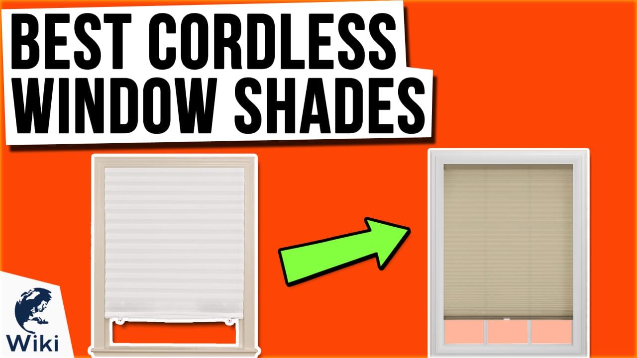 10 Best Cordless Window Shades