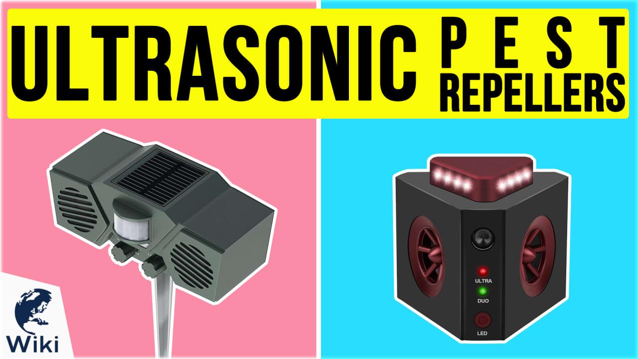 9 Best Ultrasonic Pest Repellers