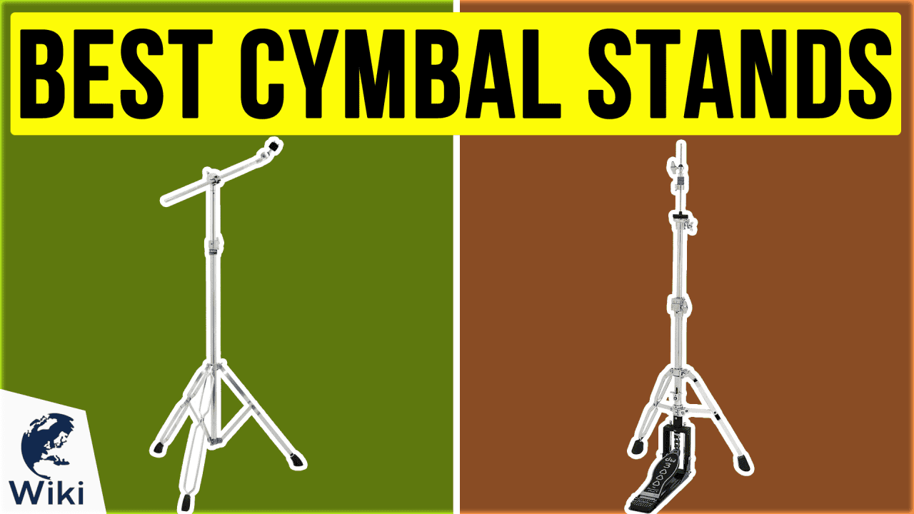 10 Best Cymbal Stands