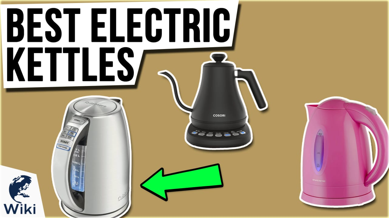 10 Best Electric Kettles