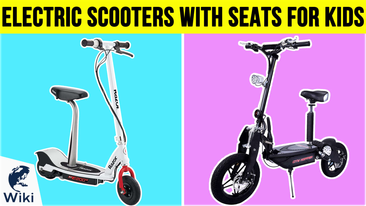 10 Best Electric Scooters With Seats For Kids