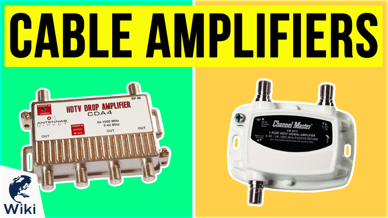 7 Best Cable Amplifiers