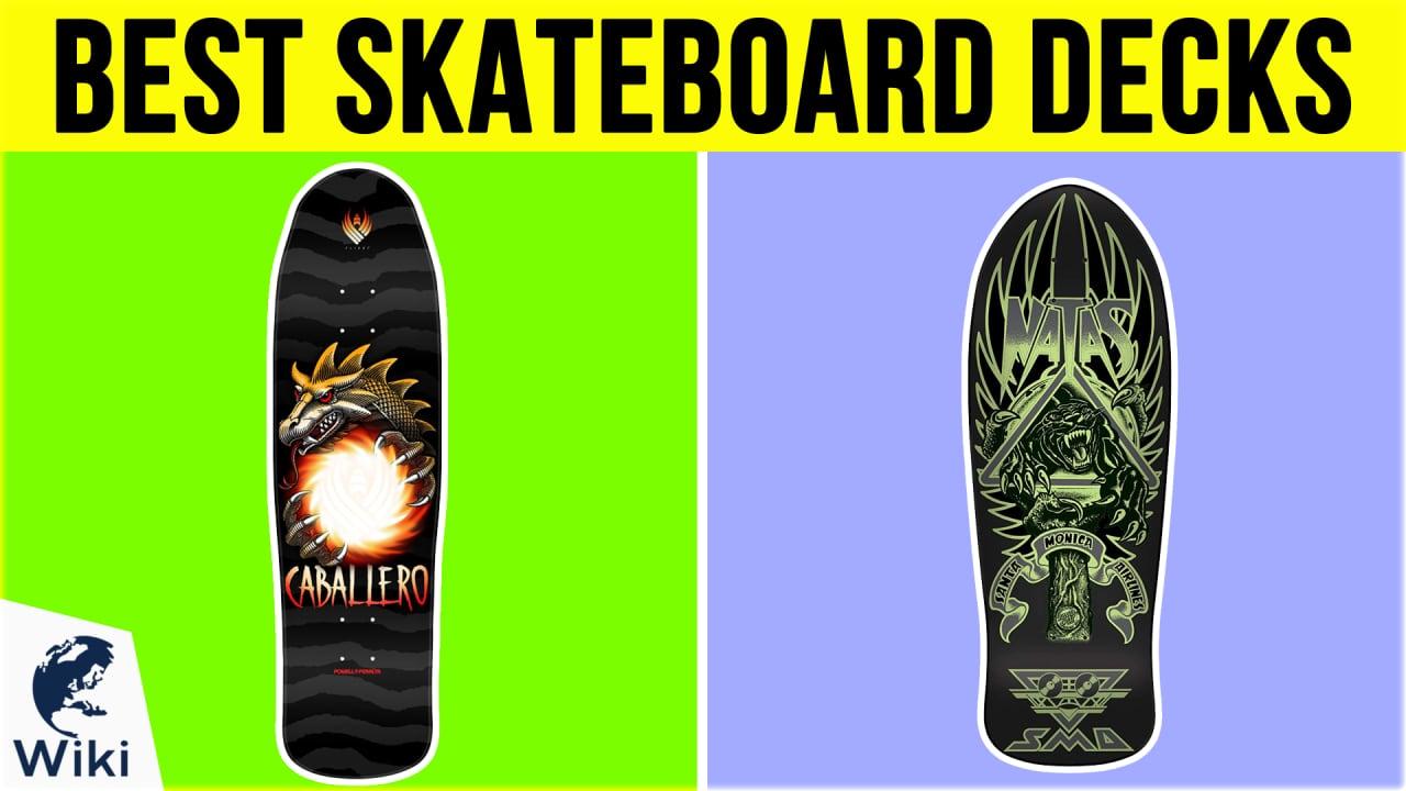 10 Best Skateboard Decks