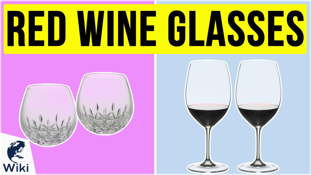 10 Best Red Wine Glasses