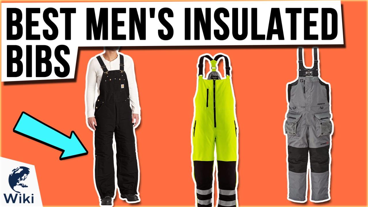10 Best Men's Insulated Bibs
