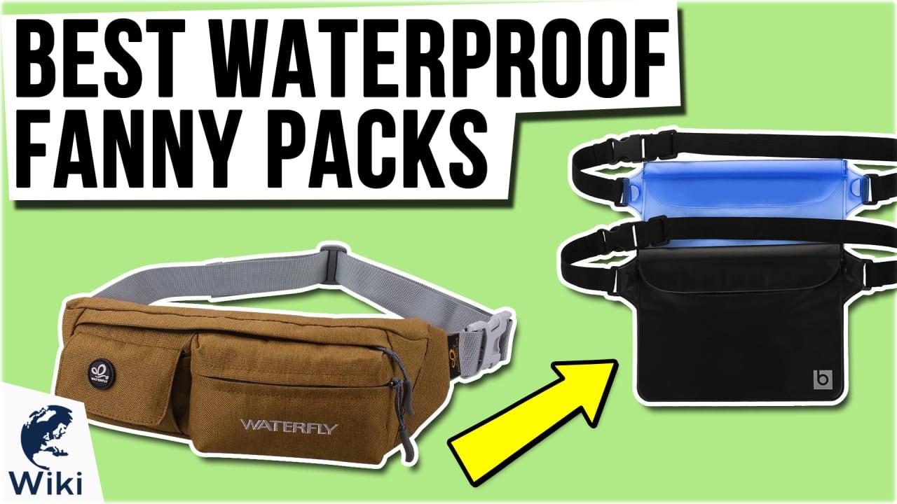 8 Best Waterproof Fanny Packs