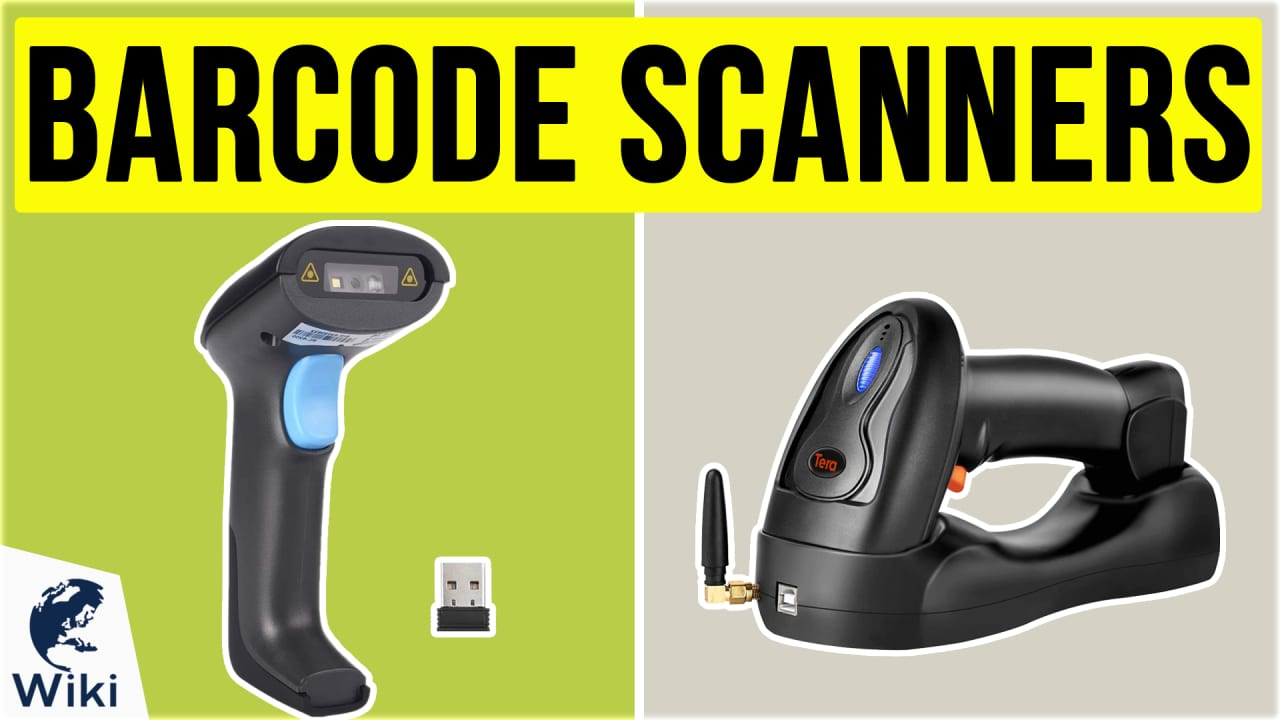 10 Best Barcode Scanners