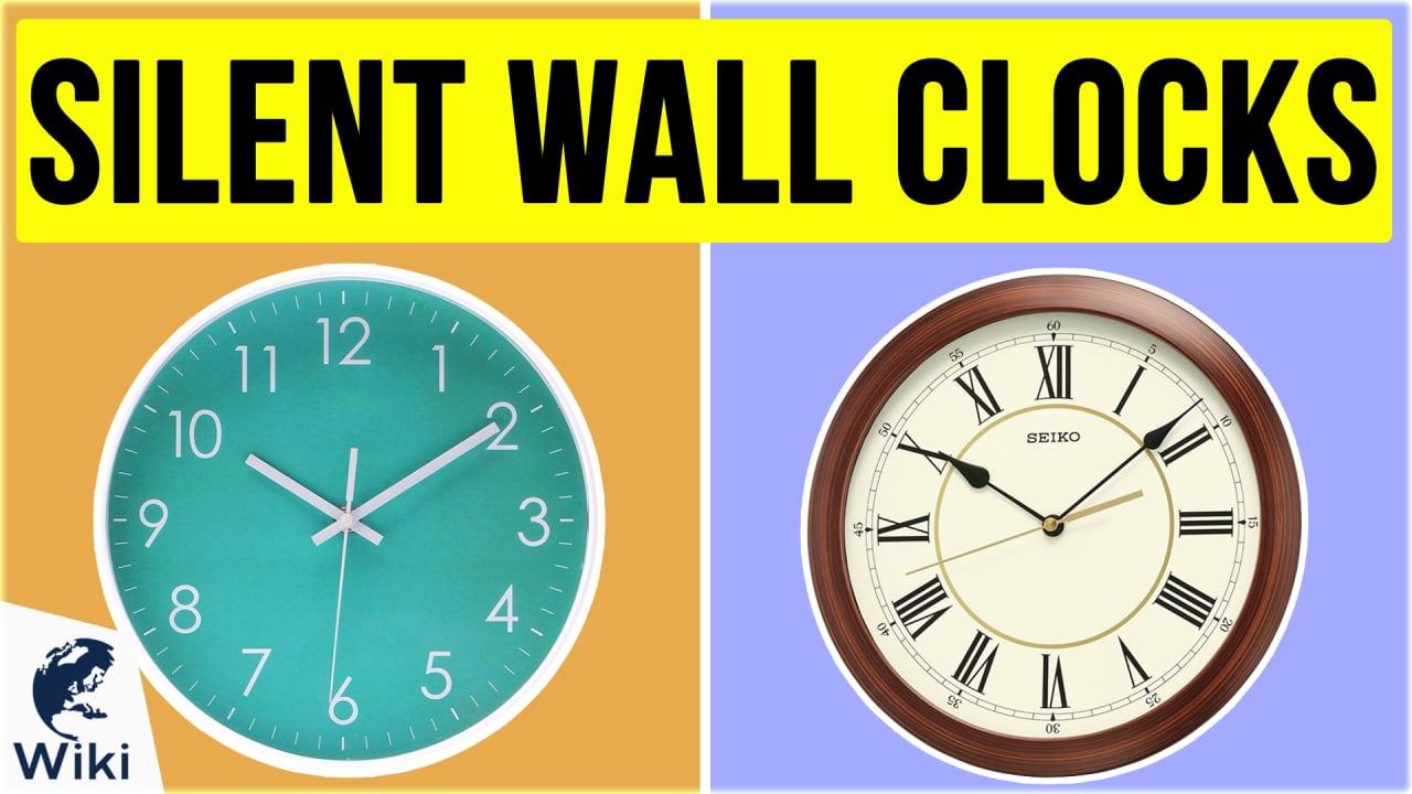 10 Best Silent Wall Clocks