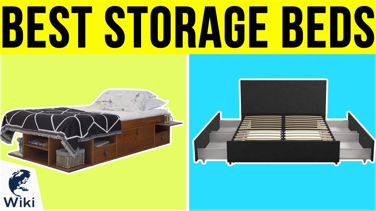 10 Best Storage Beds