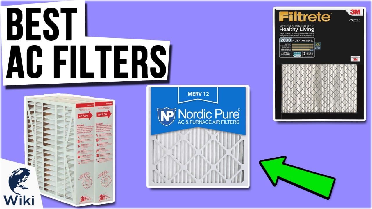 10 Best AC Filters