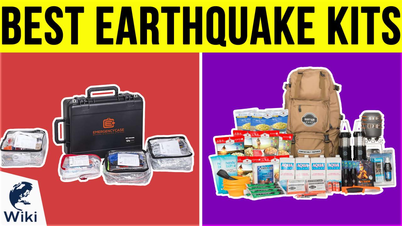 9 Best Earthquake Kits