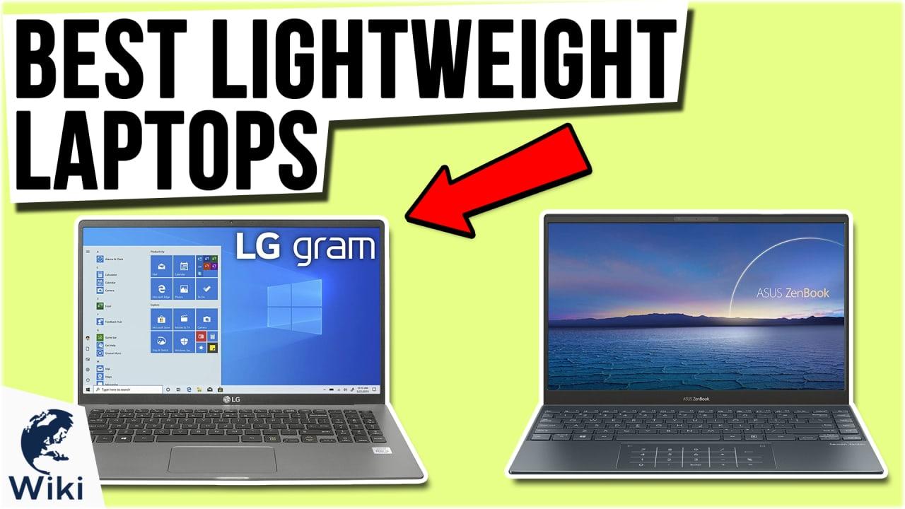 10 Best Lightweight Laptops