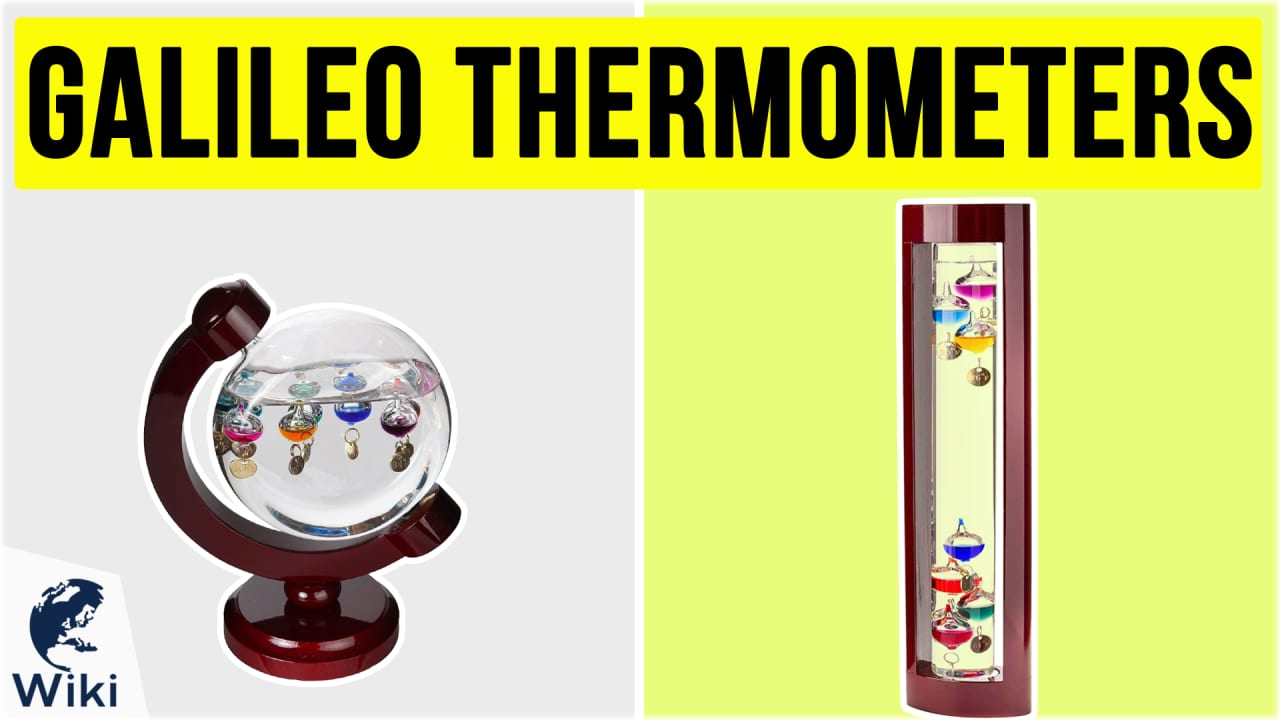 9 Best Galileo Thermometers