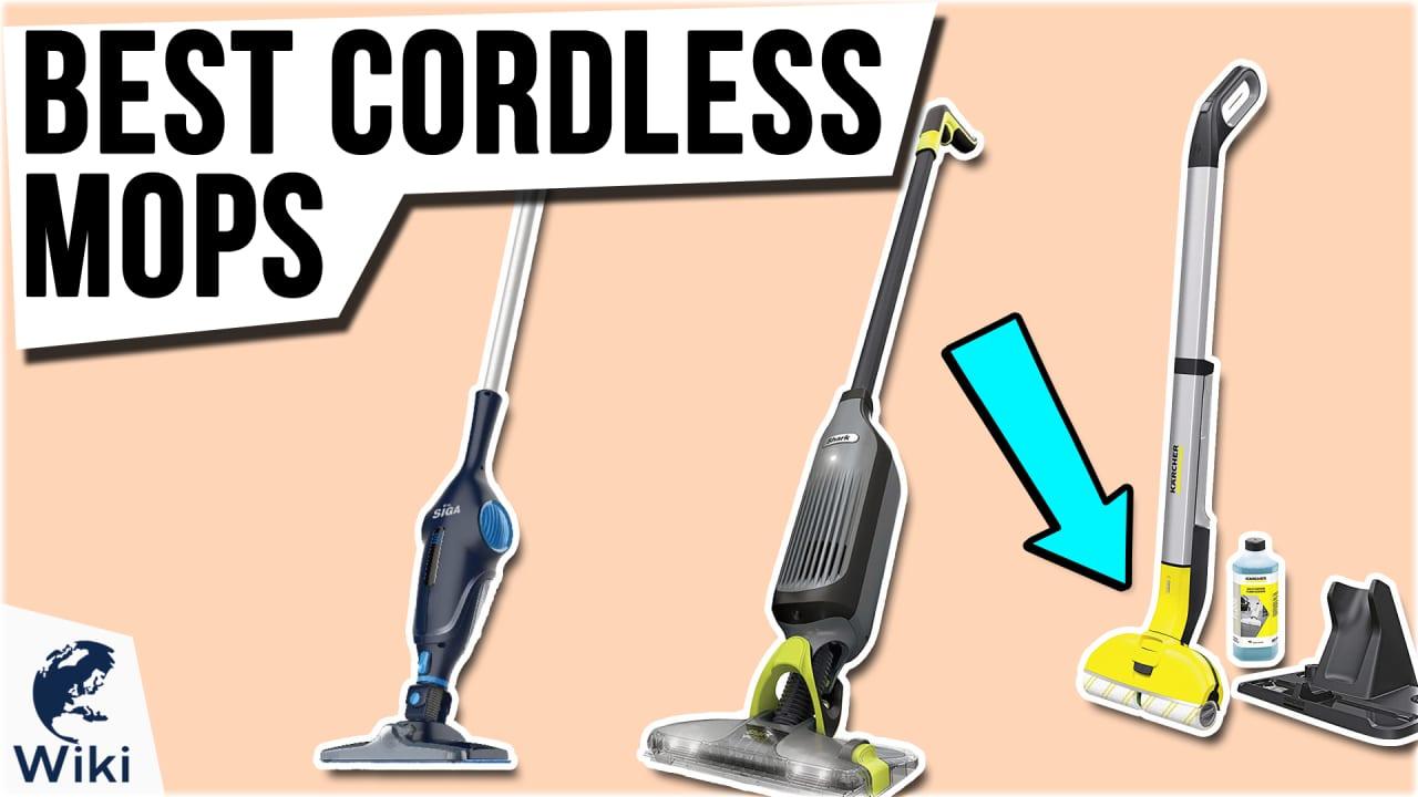8 Best Cordless Mops