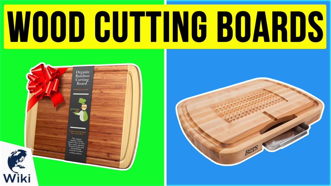 9 Best Wood Cutting Boards