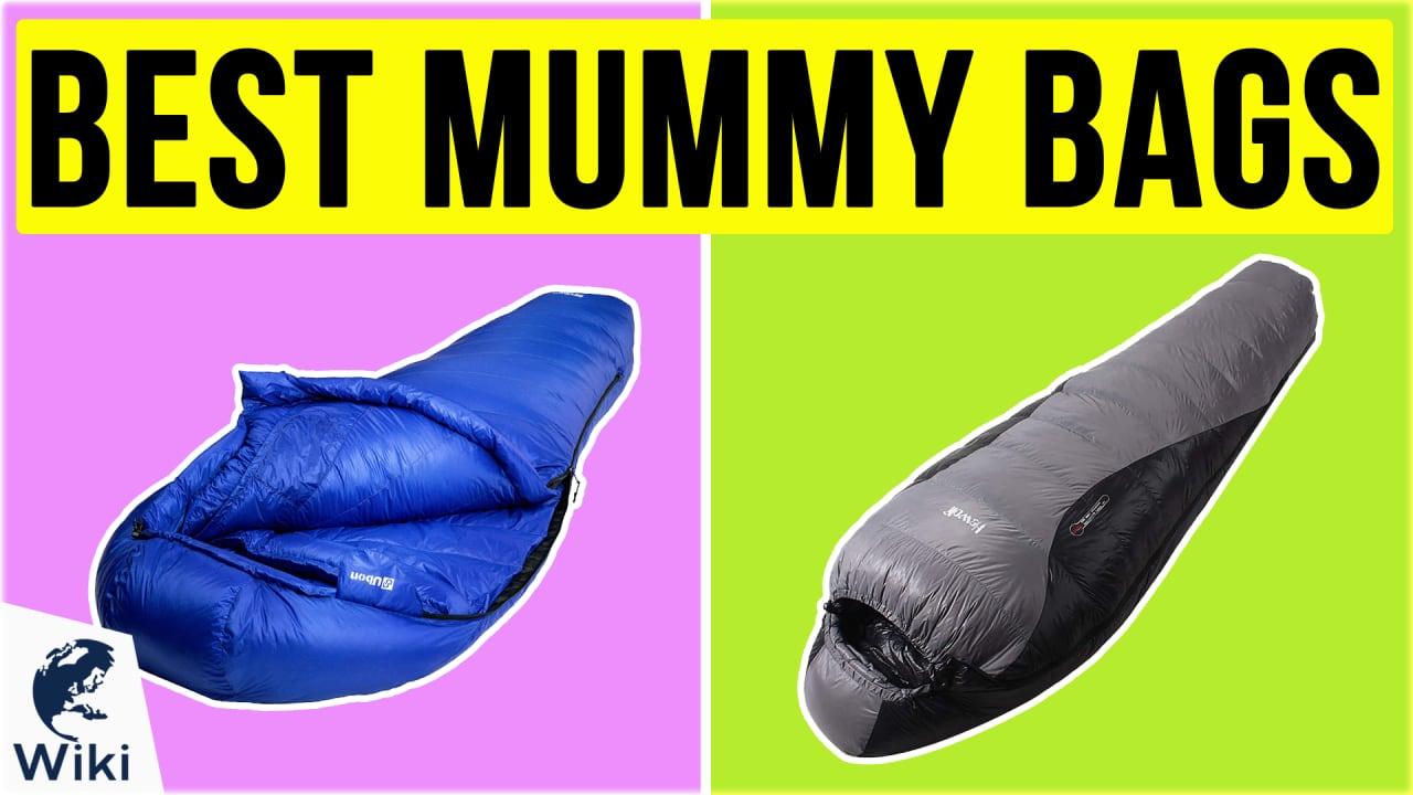 10 Best Mummy Bags