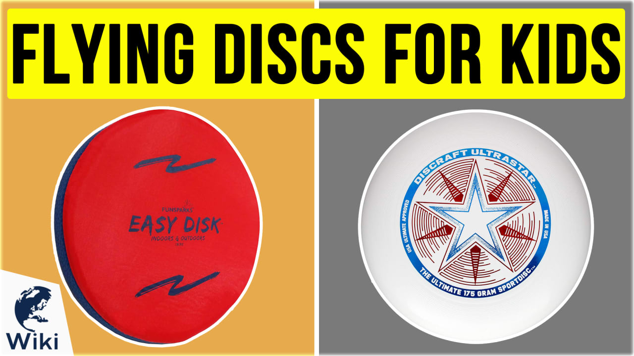 10 Best Flying Discs For Kids