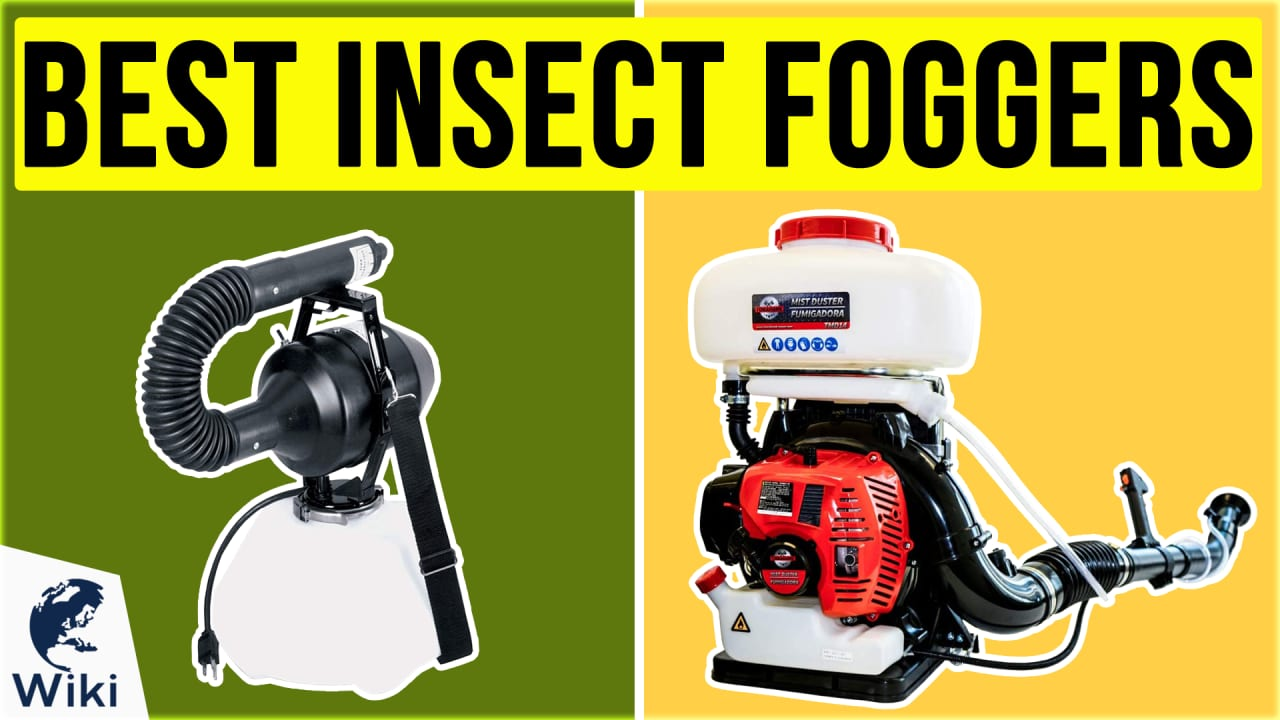 10 Best Insect Foggers