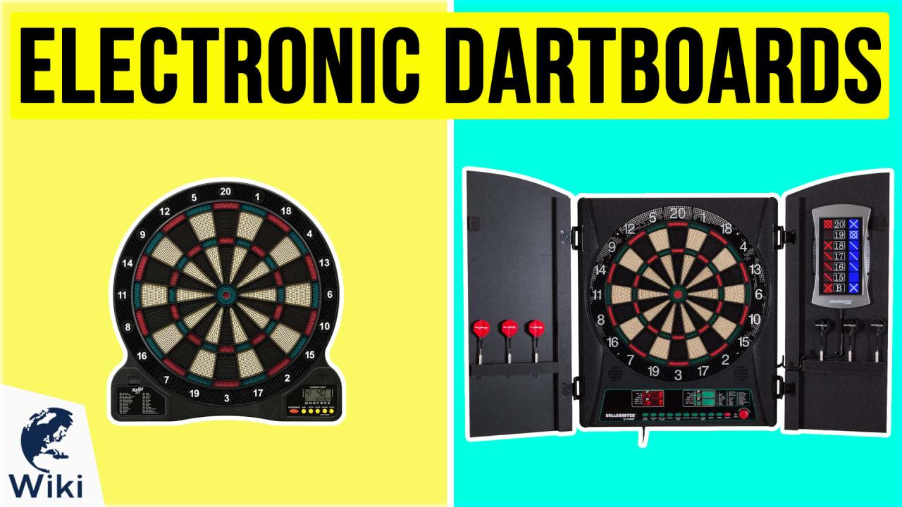 9 Best Electronic Dartboards