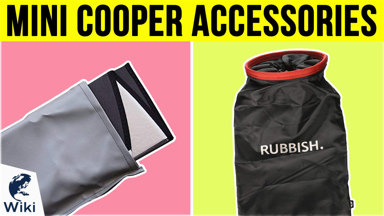 10 Best Mini Cooper Accessories