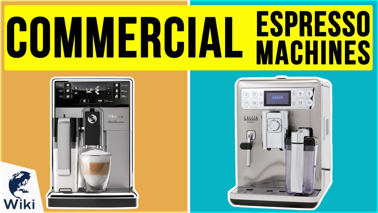 10 Best Commercial Espresso Machines