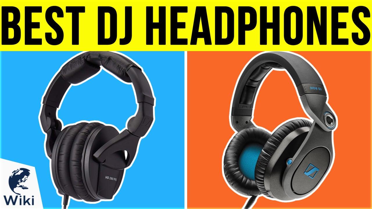 10 Best DJ Headphones