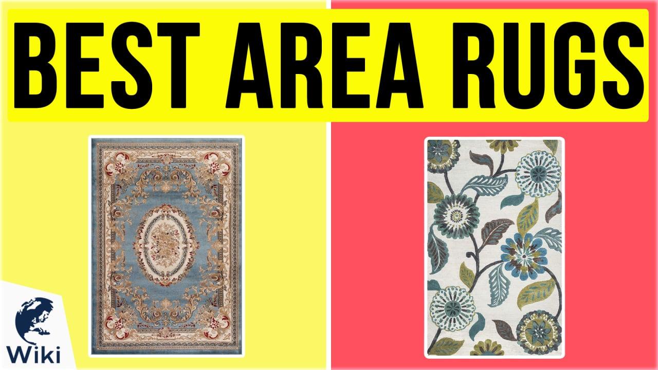 10 Best Area Rugs